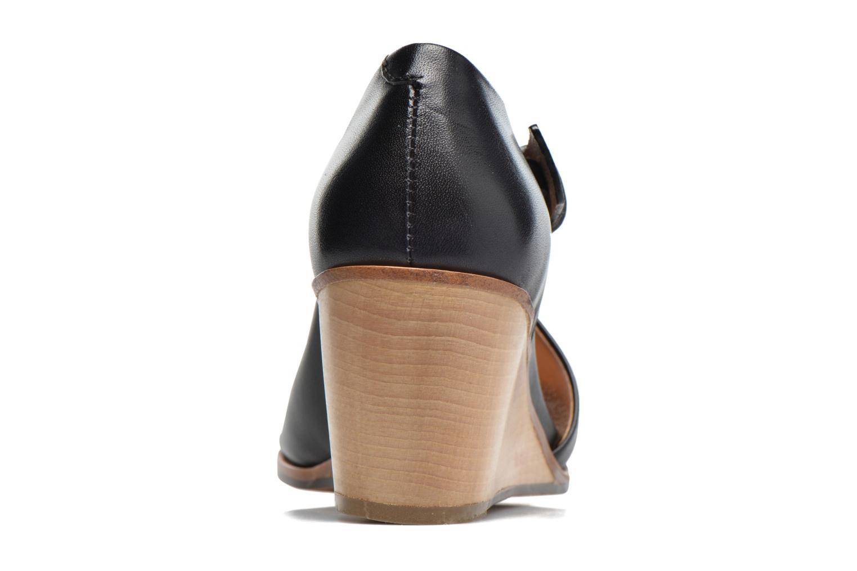 Sandales et nu-pieds Neosens Noah S217 Noir vue droite