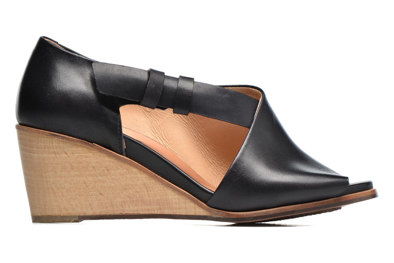 Sandales et nu-pieds Neosens Noah S217 Noir vue derrière