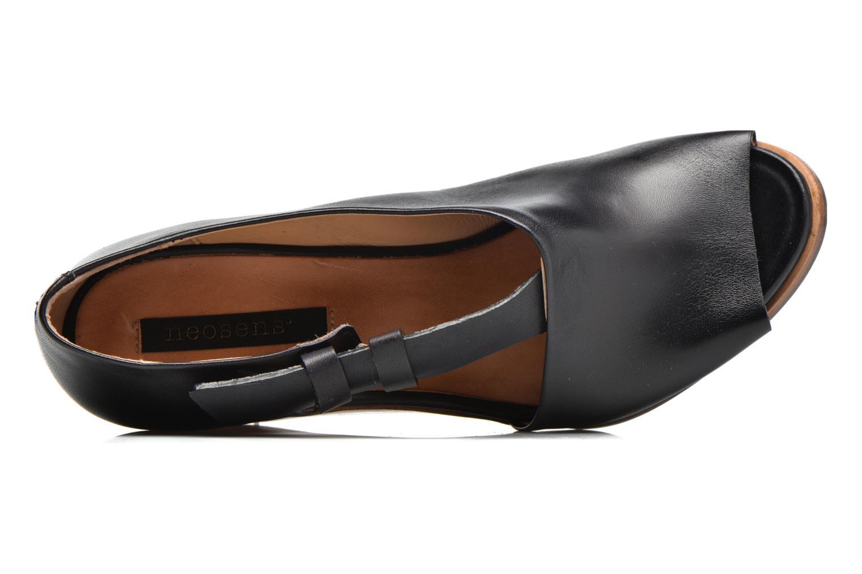 Sandales et nu-pieds Neosens Noah S217 Noir vue gauche