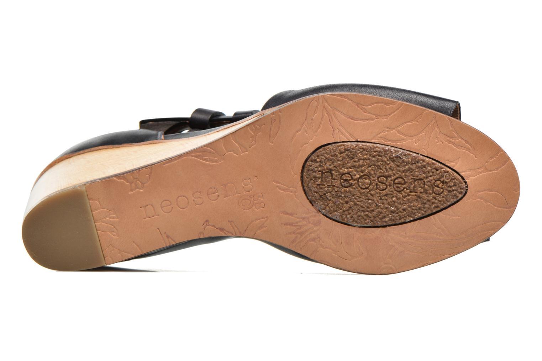 Sandales et nu-pieds Neosens Noah S217 Noir vue haut