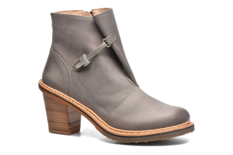 Bottines et boots Neosens Alarije S377 Gris vue détail/paire