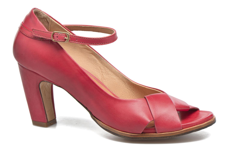 Escarpins Neosens Altesse S467 Rouge vue détail/paire