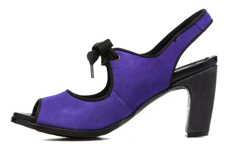 Zapatos de tacón Neosens Altesse S468 Violeta      vista de frente