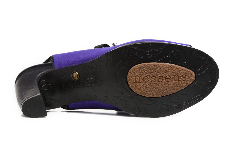 Zapatos de tacón Neosens Altesse S468 Violeta      vista de arriba