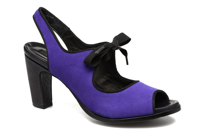 High heels Neosens Altesse S468 Purple detailed view/ Pair view