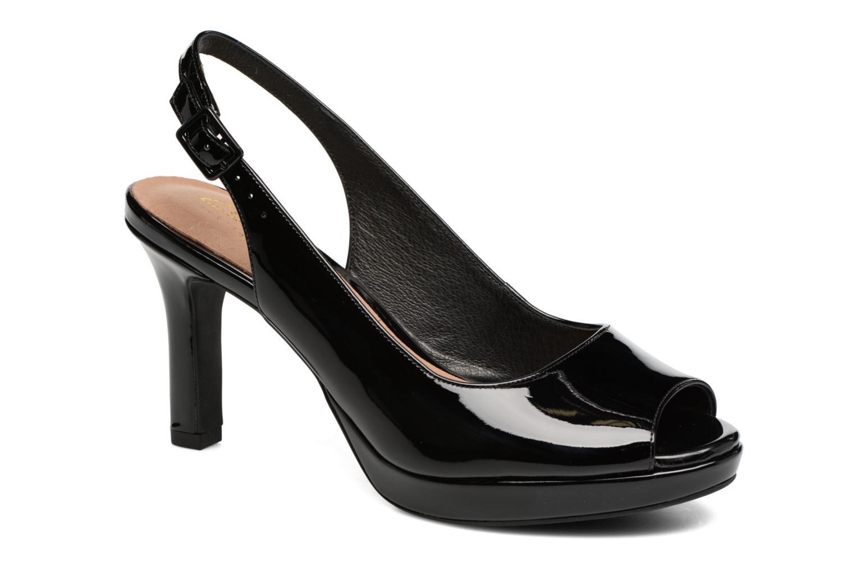 Sandali e scarpe aperte Clarks Mayra Blossom Nero vedi dettaglio/paio
