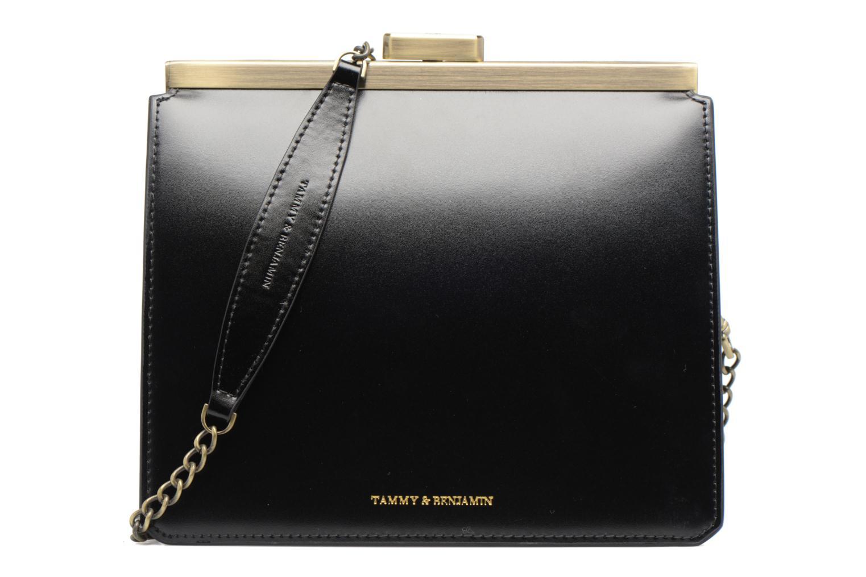 Handbags Tammy & Benjamin Crossbody Jeanne Black detailed view/ Pair view