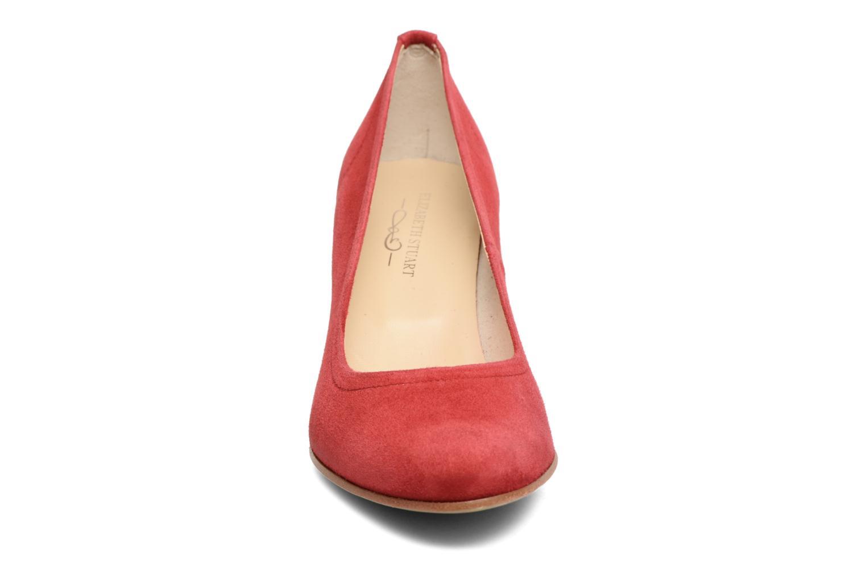 Escarpins Elizabeth Stuart Hobs 300 Rouge vue portées chaussures