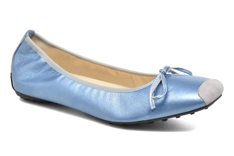 Ballerine Elizabeth Stuart Lacq 391 Azzurro vedi dettaglio/paio