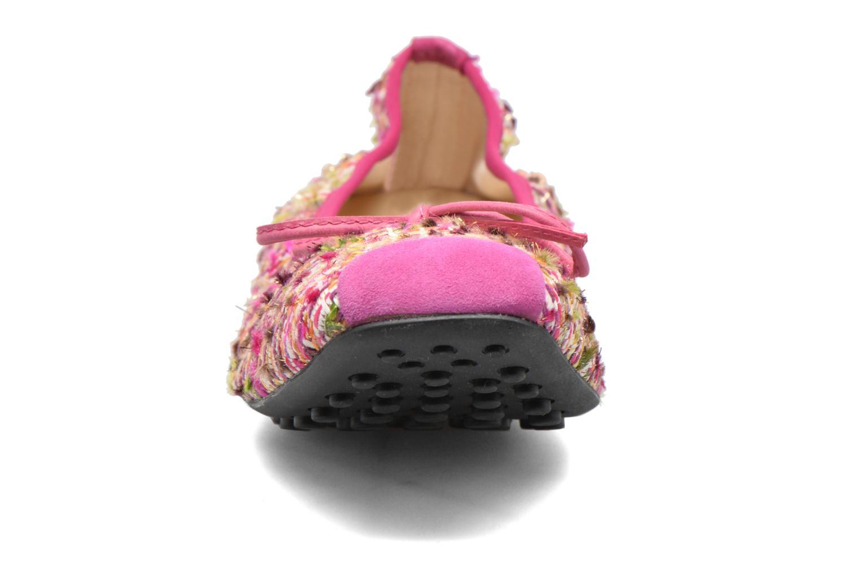 Ballerines Elizabeth Stuart Lacq 978 Multicolore vue portées chaussures