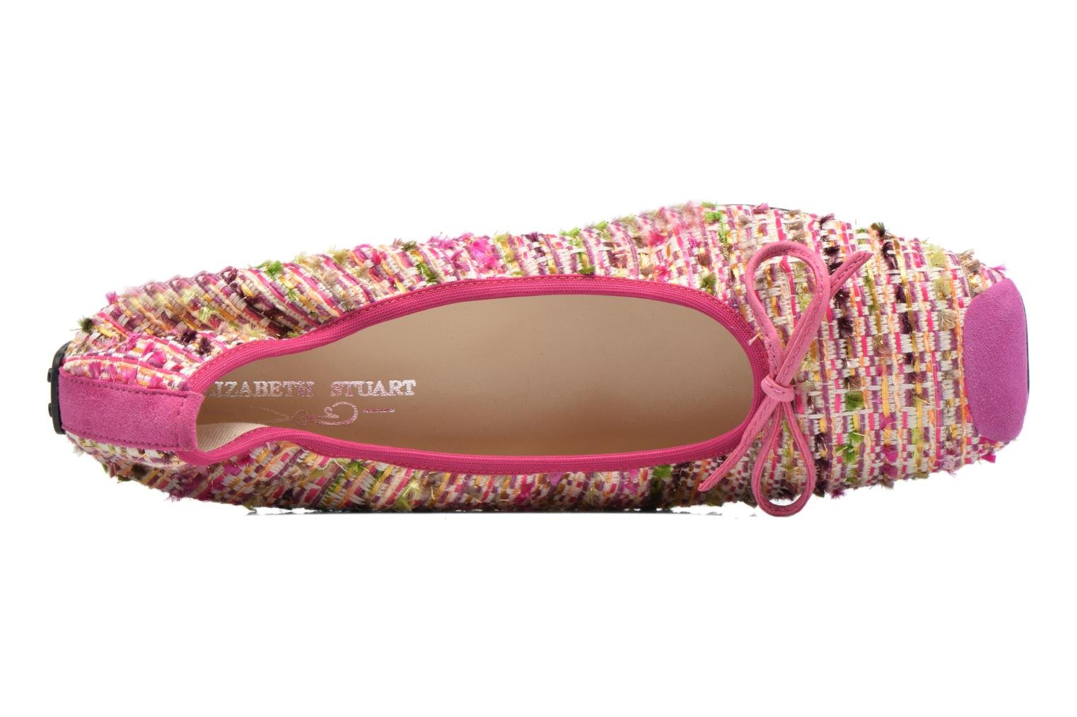 Ballet pumps Elizabeth Stuart Lacq 978 Multicolor view from the left