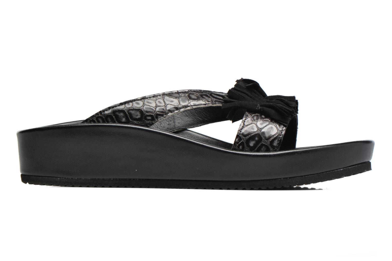 Sandali e scarpe aperte Elizabeth Stuart Pull 938 Nero immagine posteriore