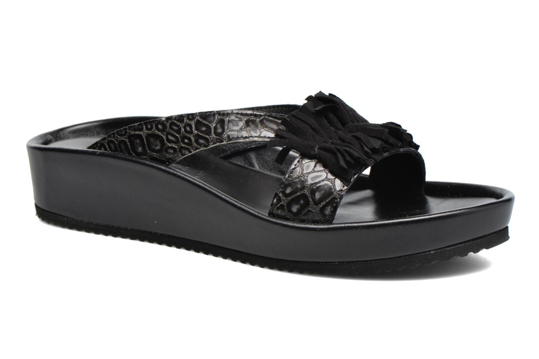Sandales et nu-pieds Elizabeth Stuart Pull 938 Noir vue détail/paire