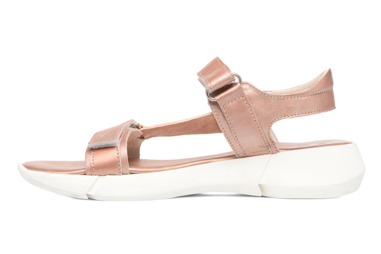 Sandales et nu-pieds Elizabeth Stuart Titien 391 Rose vue face