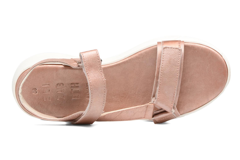 Sandales et nu-pieds Elizabeth Stuart Titien 391 Rose vue gauche