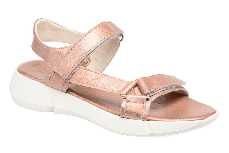 Sandales et nu-pieds Elizabeth Stuart Titien 391 Rose vue détail/paire