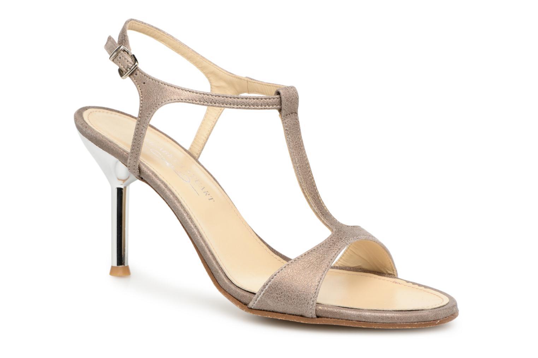 Grandes descuentos últimos zapatos Elizabeth Stuart Bhm 415 (Plateado) - Sandalias Descuento
