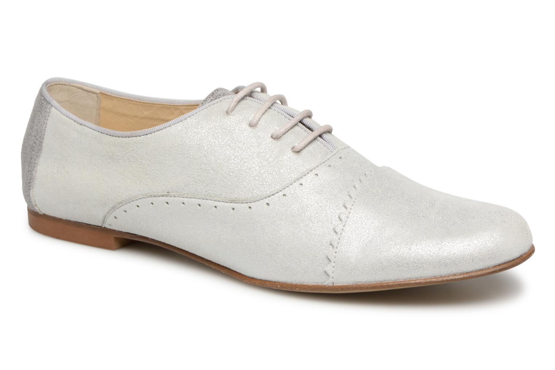 Grandes descuentos últimos zapatos Elizabeth (Gris) Stuart Isman 415 (Gris) Elizabeth - Zapatos con cordones Descuento 8fb799