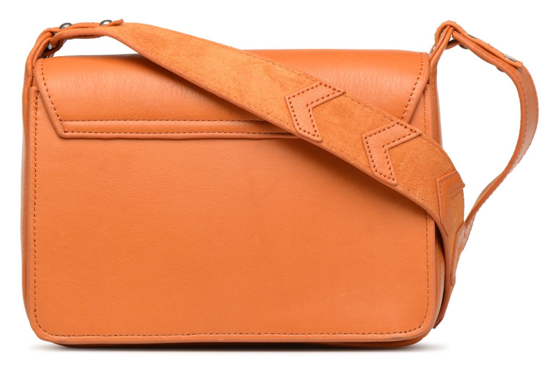 Handtassen Nat & Nin Victoire Oranje voorkant