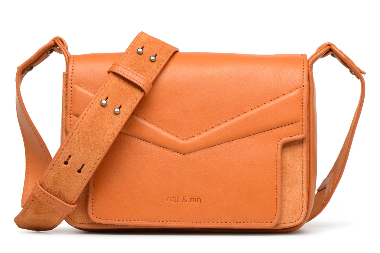 Handtassen Nat & Nin Victoire Oranje detail