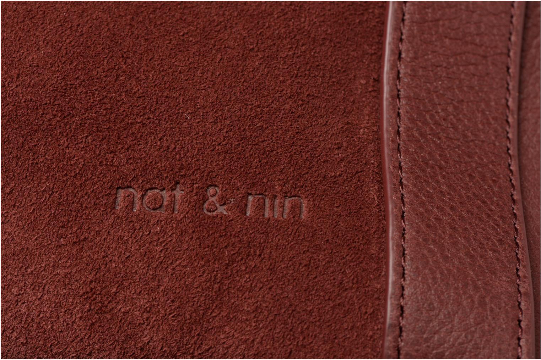 Borse Nat & Nin Solene Rosso immagine sinistra