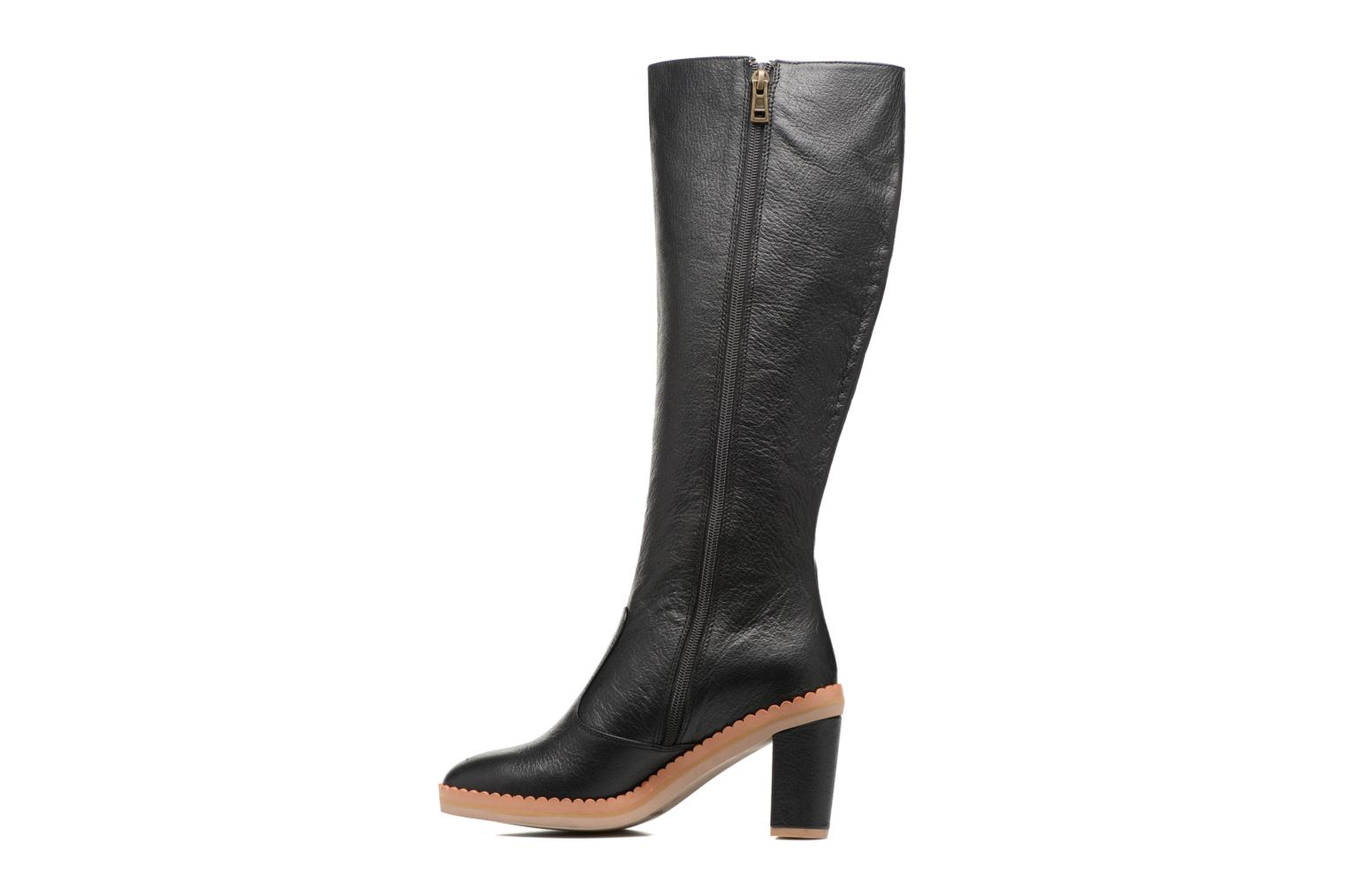 Bottes See by Chloé Stasya High Boot Noir vue face