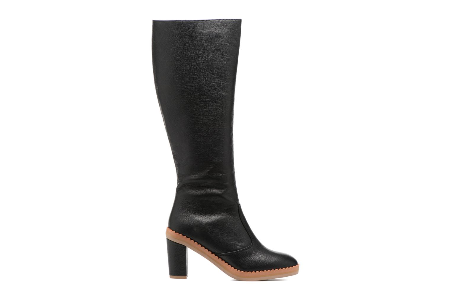 Botas See by Chloé Stasya High Boot Negro vistra trasera