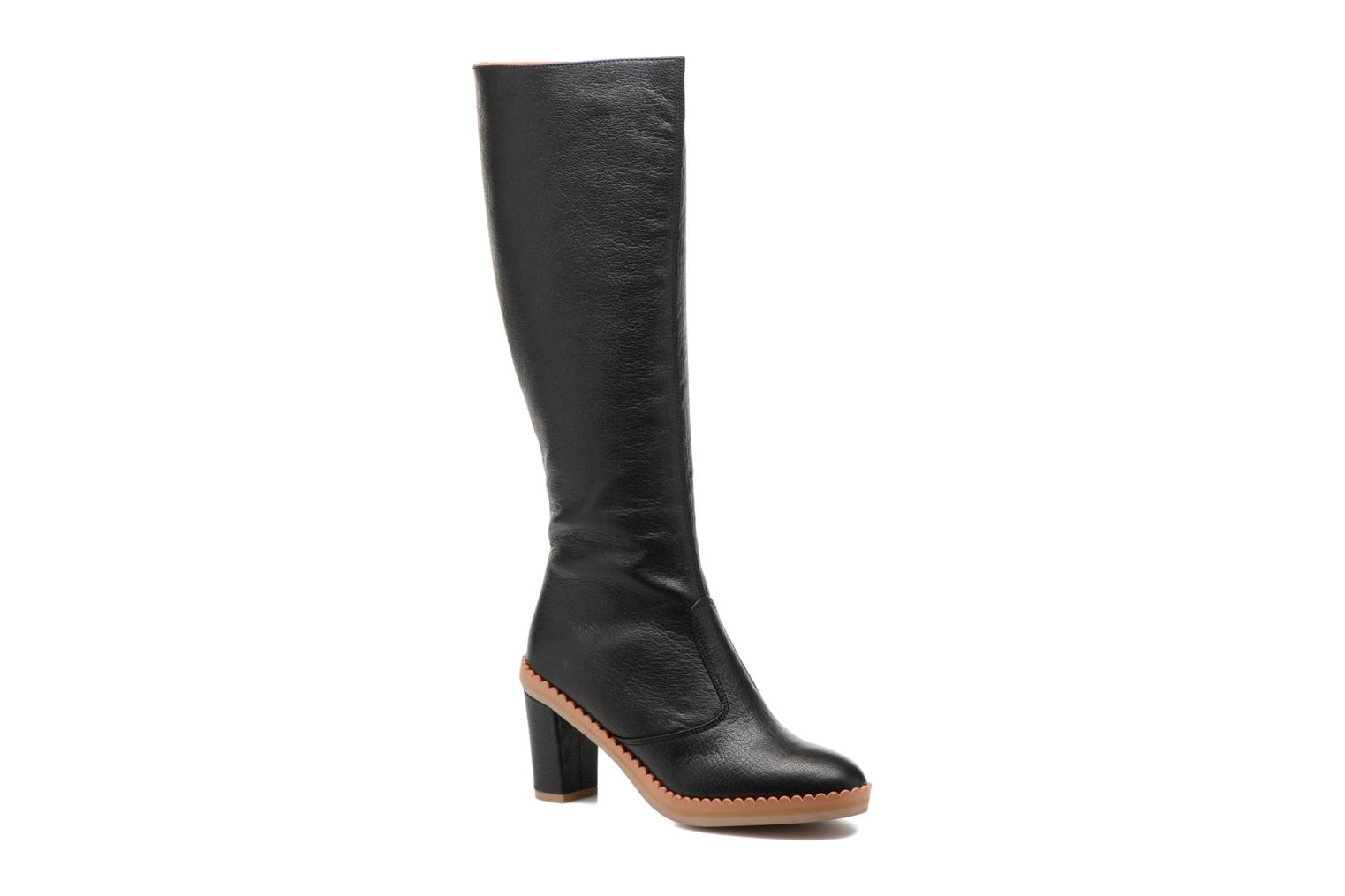 Stasya High Boot Black