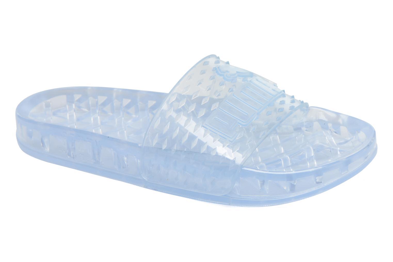 e4427998b Grandes descuentos últimos zapatos Puma FENTY JELLY SLIDE (Azul) - Zuecos  Descuento