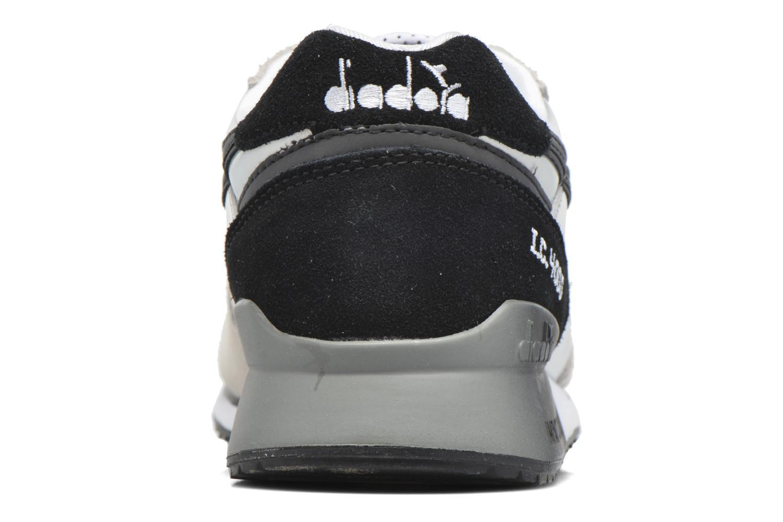 Sneakers Diadora IC 4000 HOLOGRAM Grigio immagine destra