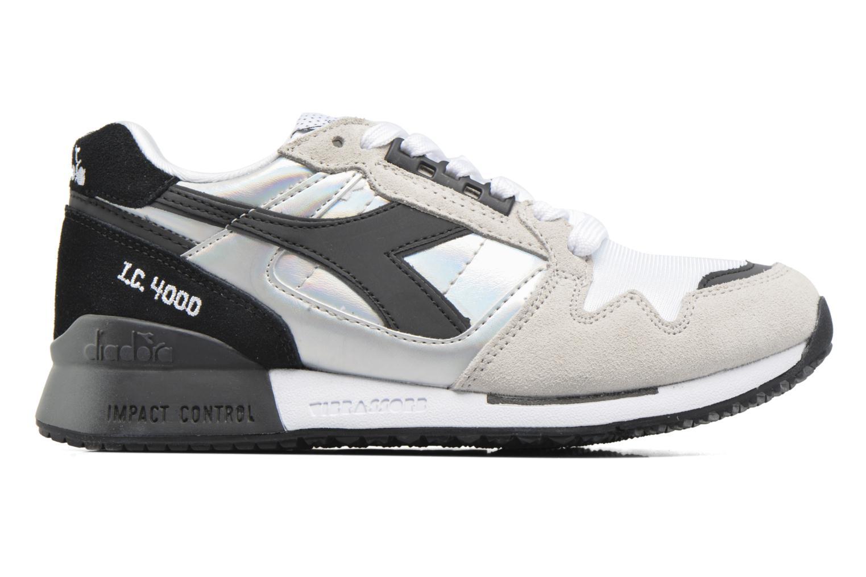 Sneakers Diadora IC 4000 HOLOGRAM Grijs achterkant
