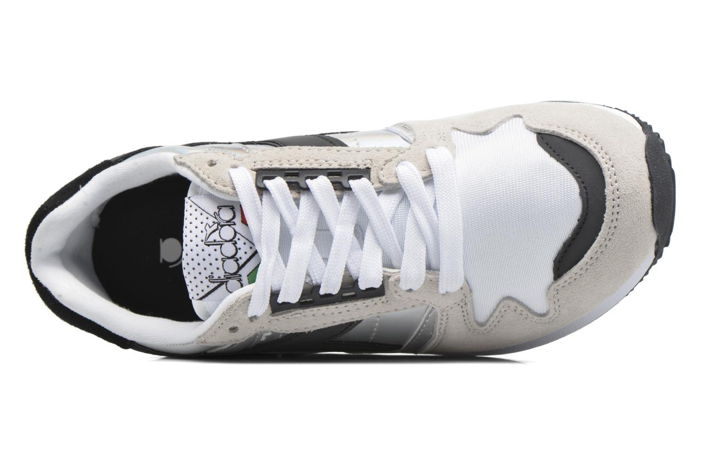 Sneakers Diadora IC 4000 HOLOGRAM Grigio immagine sinistra