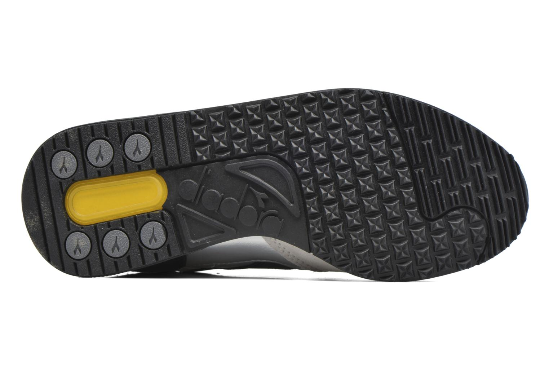 Sneakers Diadora IC 4000 HOLOGRAM Grigio immagine dall'alto