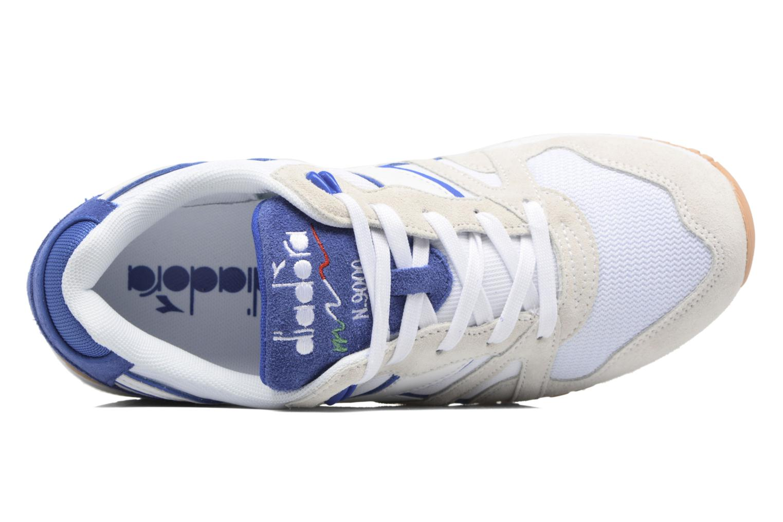 Baskets Diadora N9000 III Beige vue gauche