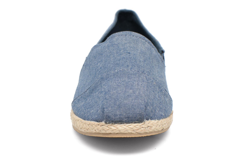 Espadrilles Jack & Jones Espadrille Bleu vue portées chaussures
