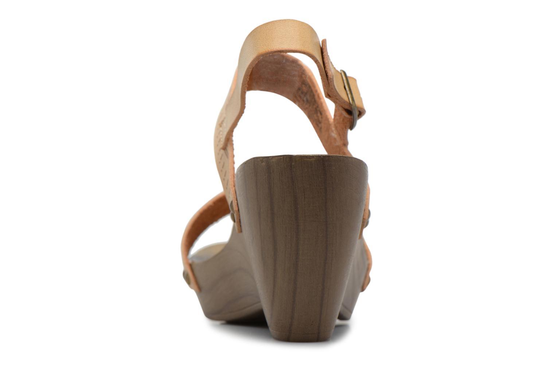 Sandali e scarpe aperte Coolway Caiman Beige immagine destra