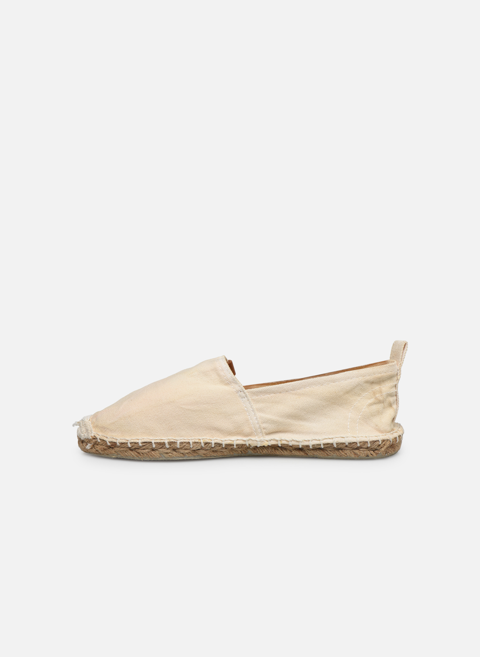 Espadrilles Coolway Janira White front view