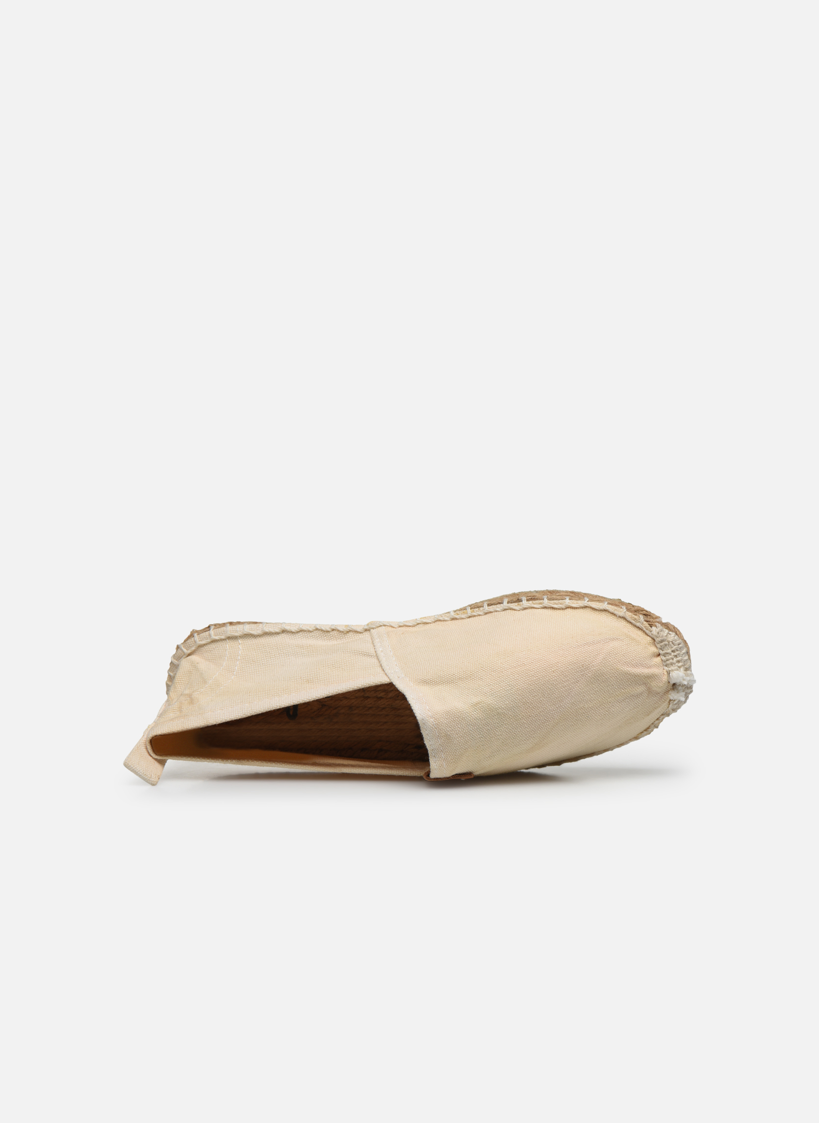 Espadrilles Coolway Janira White view from the left
