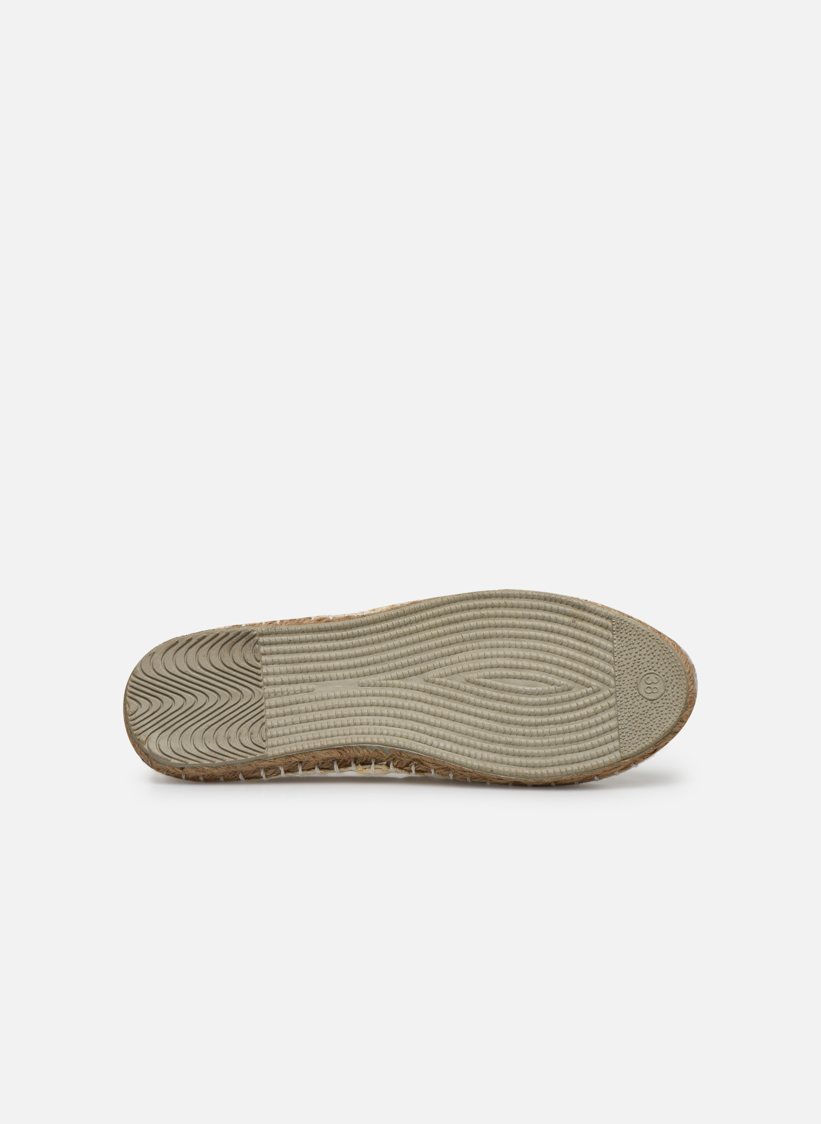 Espadrilles Coolway Janira White view from above