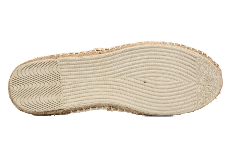 Scarpe di corda Coolway Jori Beige immagine dall'alto