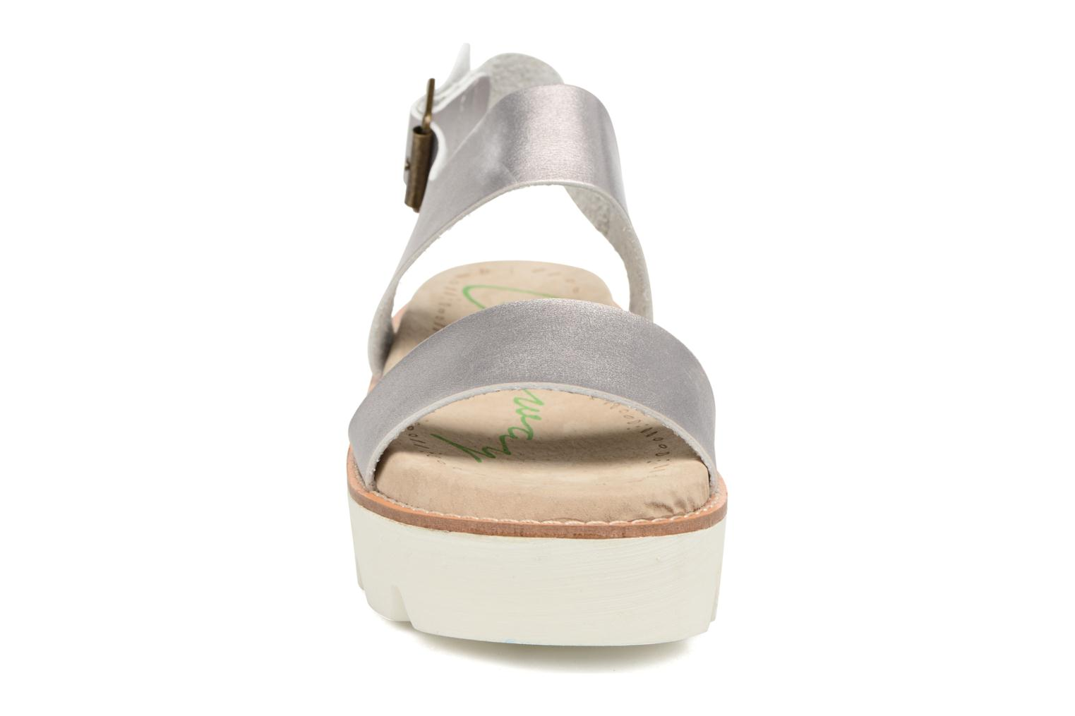 Sandals Coolway Martina Silver model view