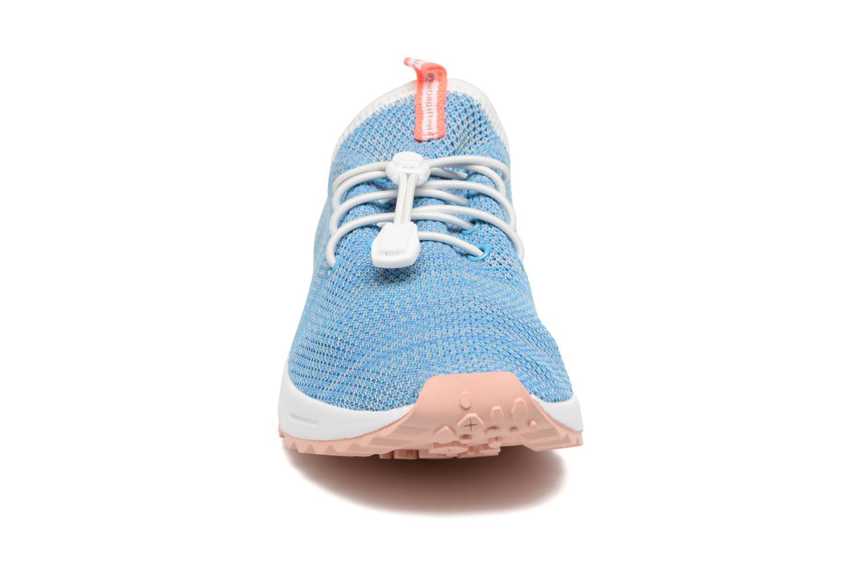 Sneaker Coolway Tahali blau schuhe getragen