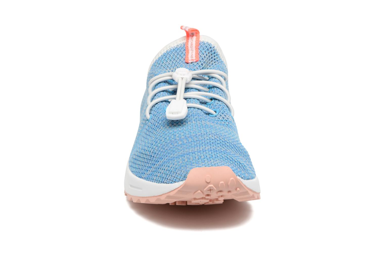 Baskets Coolway Tahali Bleu vue portées chaussures