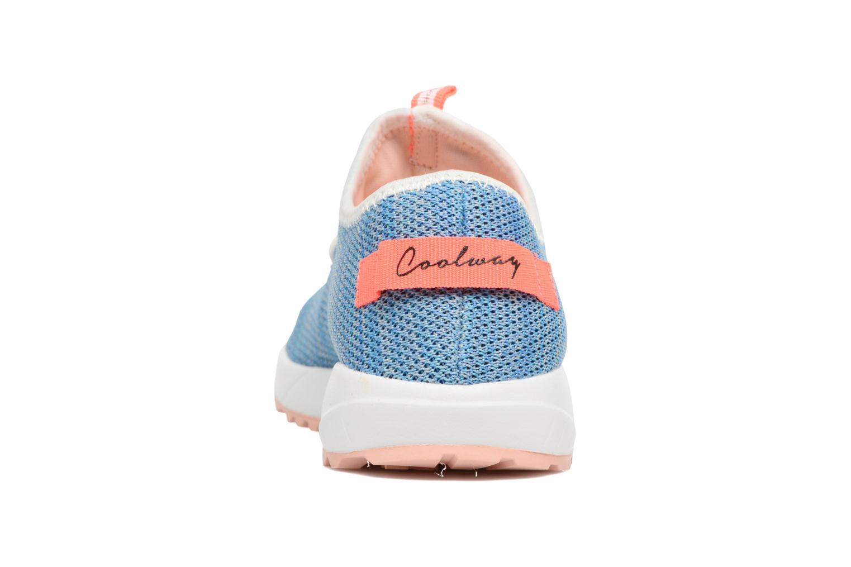 Sneaker Coolway Tahali blau ansicht von rechts