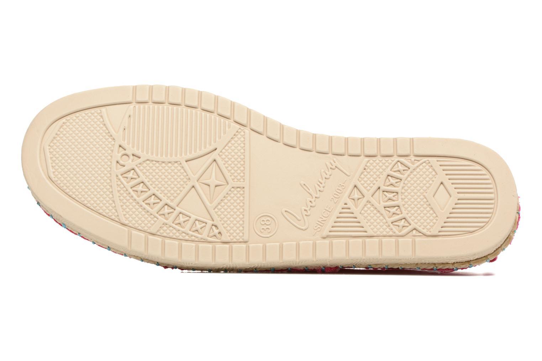 Scarpe con lacci Coolway Trebol Rosa immagine dall'alto