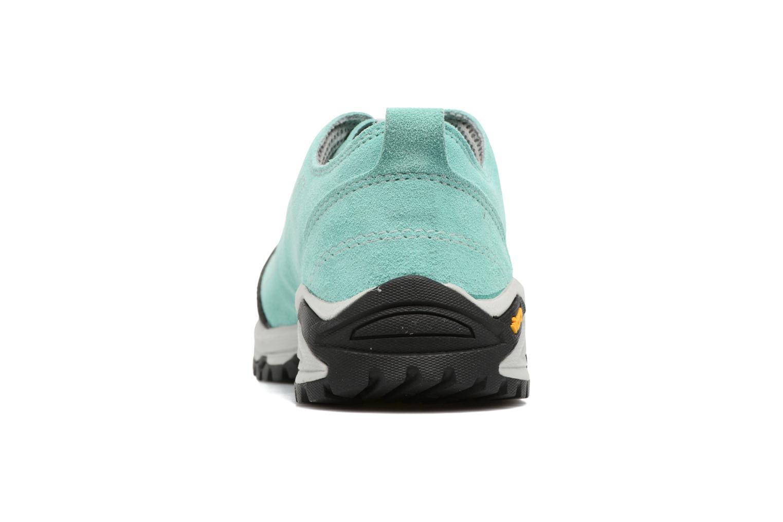 Chaussures de sport Kimberfeel CHOGORI Bleu vue droite