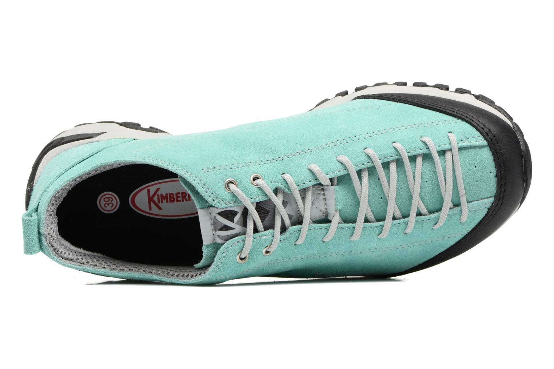 Sportschoenen Kimberfeel CHOGORI Blauw links