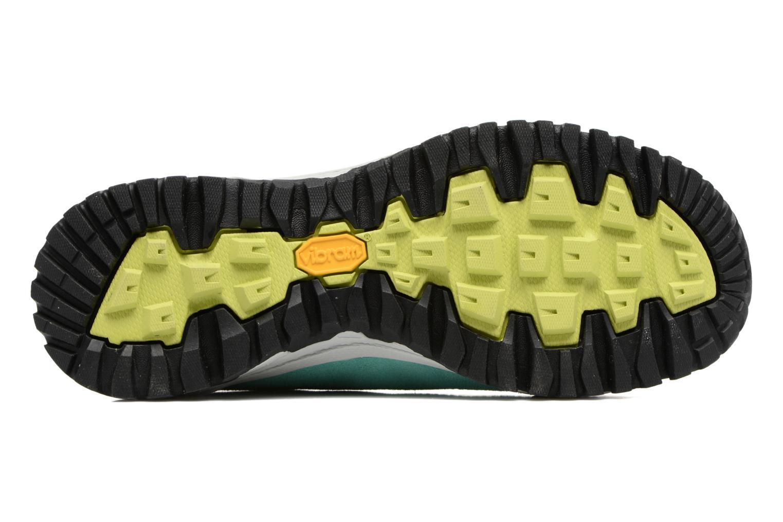 Chaussures de sport Kimberfeel CHOGORI Bleu vue haut