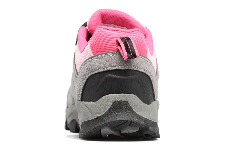 Chaussures de sport Kimberfeel HARRISON Gris vue droite