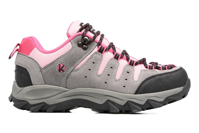 Chaussures de sport Kimberfeel HARRISON Gris vue derrière